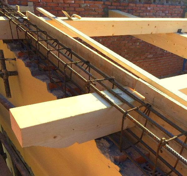 Progetto di intervento locale per fabbricato residenziale - Apertura vano in muratura portante intervento locale ...